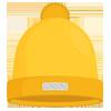 Женские весенние, осенние шапки